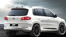 Volkswagen Tiguan facelift tuning previewed by Abt Sportline
