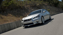 2013 Lexus GS officially unveiled