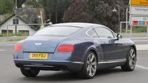 Bentley Continental GT2 under development - report