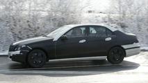 Mercedes E-Class Spy Photo