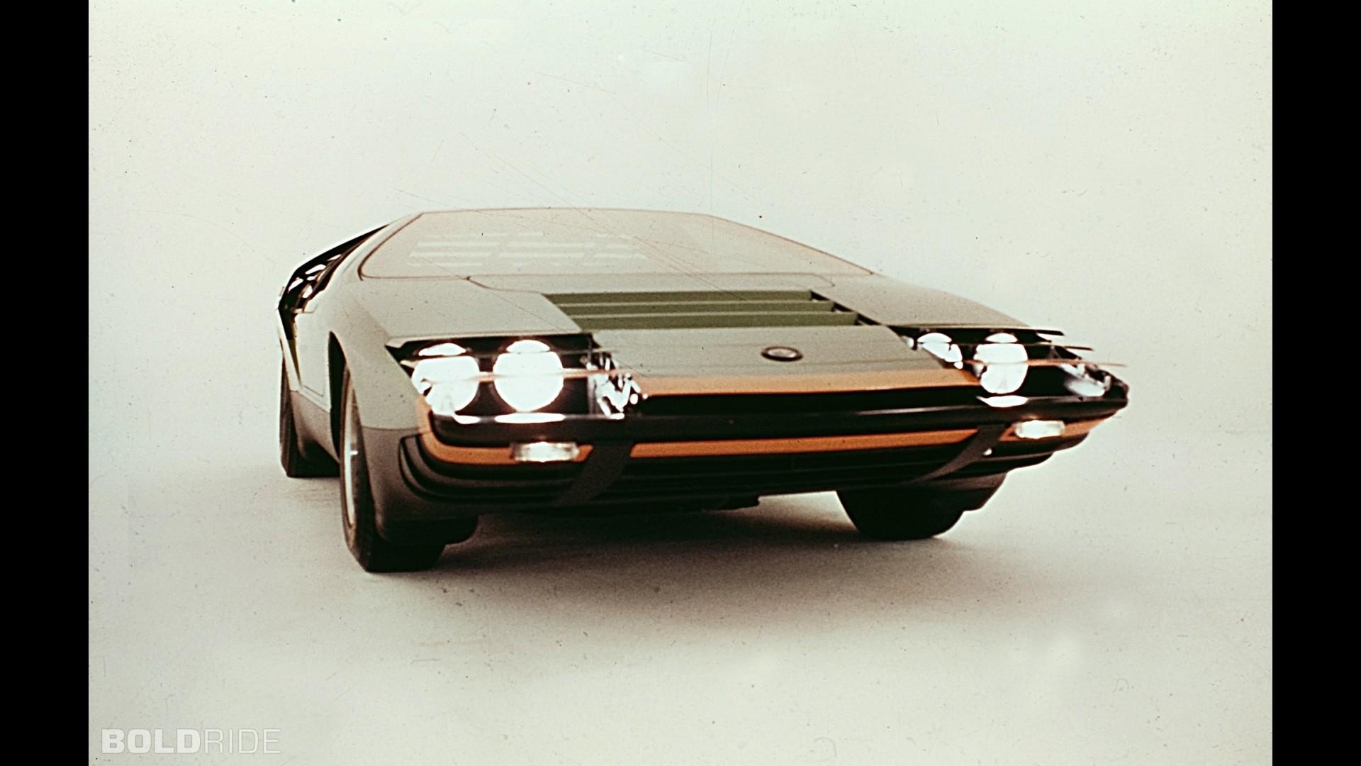 Bertone Alfa Romeo Carabo