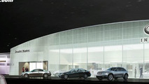 Infiniti Retail Environment Design Initiative