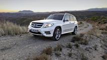 Mercedes GLK 250 4MATIC announced