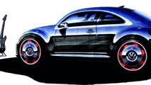 Volkswagen Beetle Fender Edition revealed at AMI Leipzig