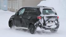 2012 Fiat Ellezero spied inside & out