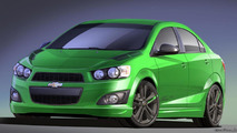 Chevrolet Sonic Z-Spec 1 Concept for SEMA 22.10.2012