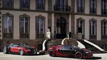 Bugatti Veyron Grand Sport Vitesse La Finale