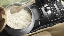 Audi A8 5.5 launched with built-in rice cooker