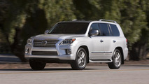 Lexus LX could get a diesel engine - report