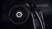 Porsche 9P1 concept 3D animation student project 02.12.2011