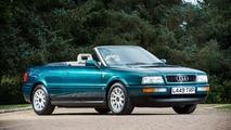 L'Audi 80 Cabriolet 1994 de Lady Diana à vendre aux enchères