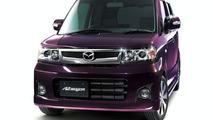 New Mazda AZ-Wagon Custom Style Series Announced (JA)