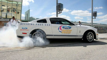 All New 2007 Ford Championship Level Pace Car