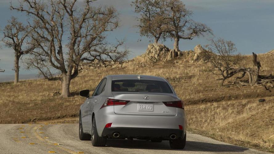 2014 Lexus IS bows in Detroit [video]