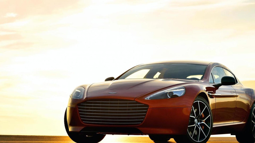 Aston Martin announces 800 bhp electric Rapide coming in two years