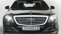 Mercedes S-Class by Transeco 13.11.2013