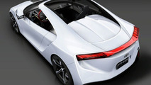 Toyota FT-HS Concept to Debut at NAIAS