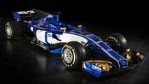 Formule 1 - Sauber présente sa nouvelle F1 ornée d'une livrée unique