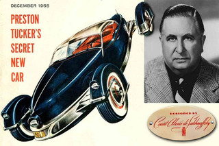 Is This Preston Tucker's Lost Design?