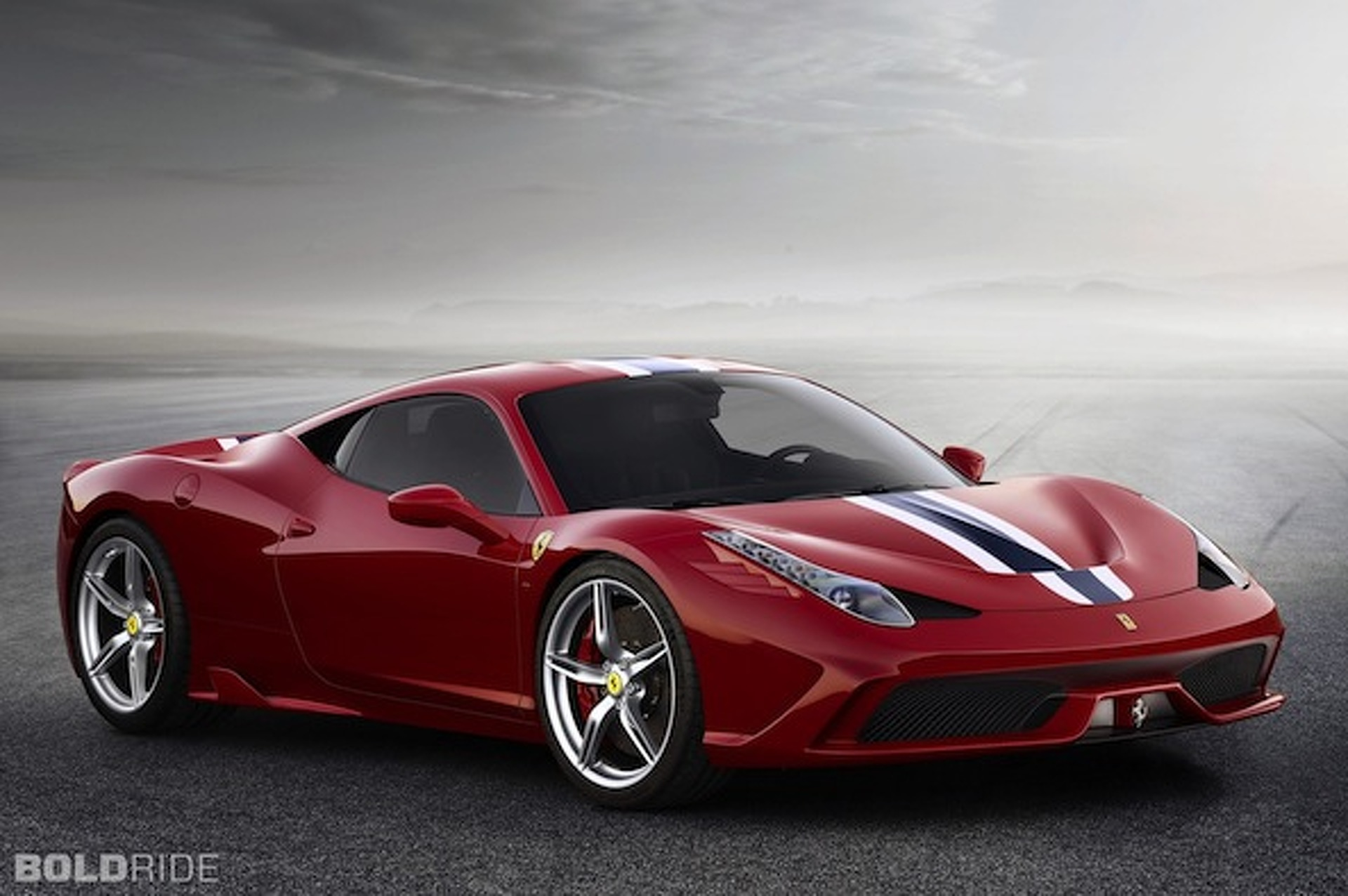 Ferrari Drops Details on 597HP 458 Speciale