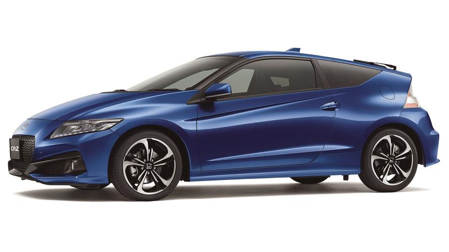Honda CR-Z Final Label