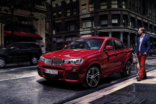 New BMW X4 Ad Wants You to 'Go'