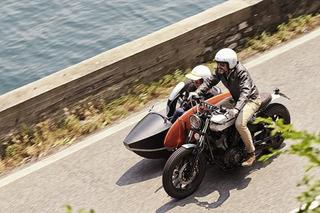 Deus Ex Machina Motorcycles Makes the Sidecar Sexy