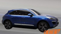 Porsche reportedly suing Zotye for copying the Macan