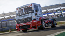 Awesome 1,000 HP Mercedes race truck now available in Forza 6