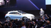Mercedes-Benz GLA Concept at 2013 Auto Shanghai