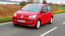 Volkswagen eco Up! introduced