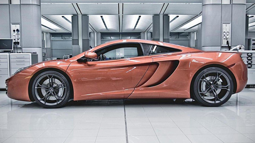McLaren readying MP4-12C for Goodwood debut - Button and Hamilton in tow