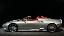 Spyker Aileron Spyder to get Corvette ZR1 power - report