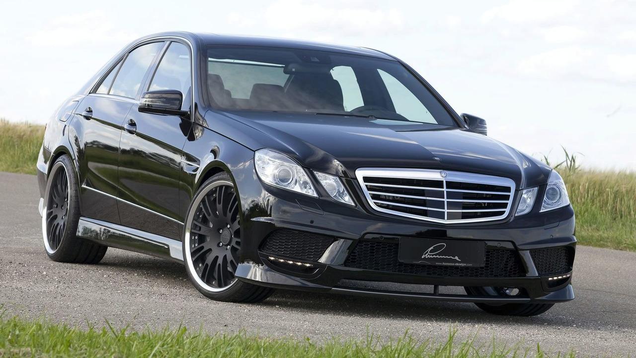 LUMMA E 50 CLR Based on Mercedes W212 E-Class