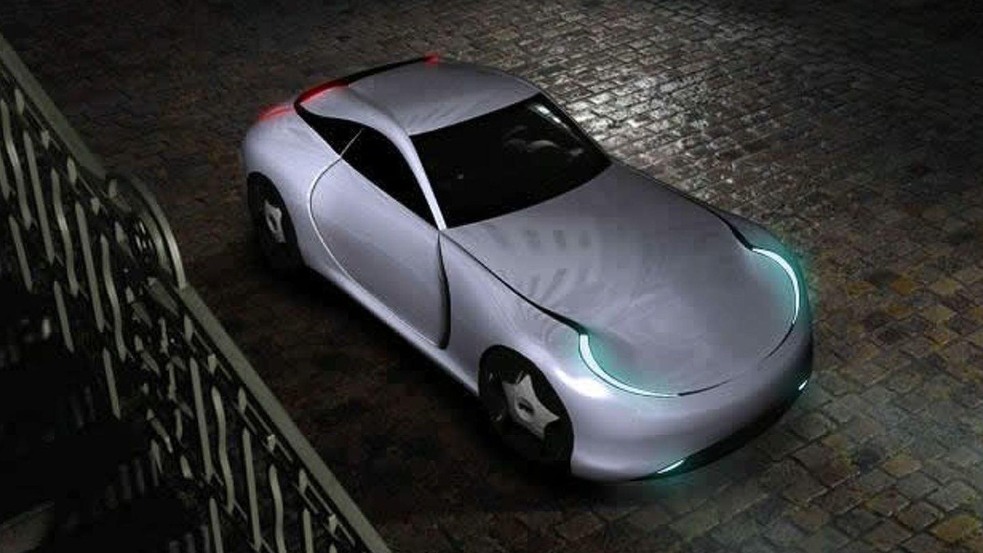 Student Design: TVR Artemis Concept Envisages Possible Revival of British Marque