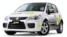 Suzuki Announces SX4 Fuel Cell Vehicle Concept for Tokyo Debut