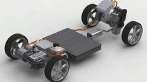 Proton Concept Hybrid Powertrain by Lotus