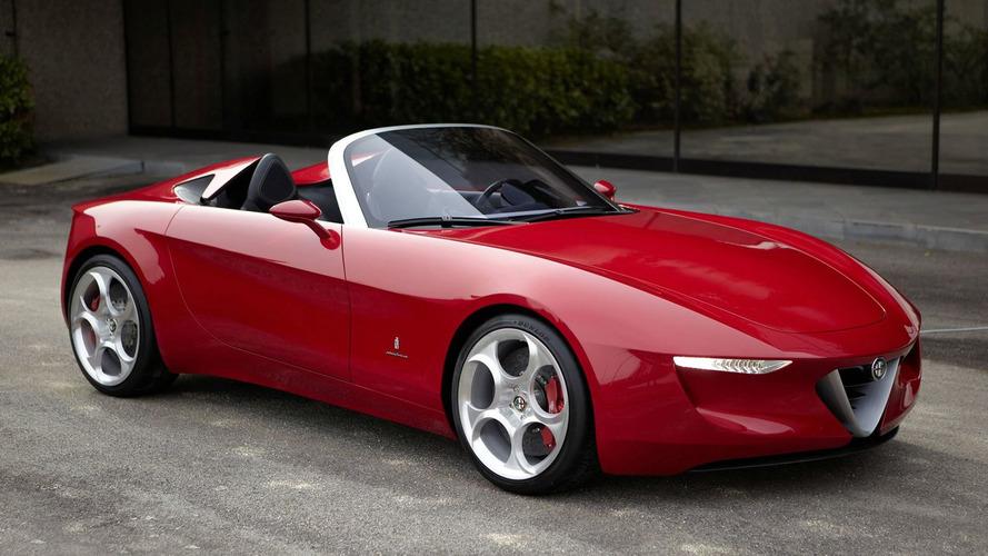 Pininfarina Alfa Romeo 2uettottanta Concept Unveiled
