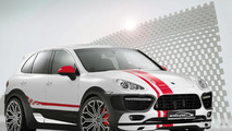 SpeedART Titan EVO XL 600 announced - based on the Porsche Cayenne Turbo