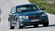 LEAKED: BMW 5-Series Gran Turismo