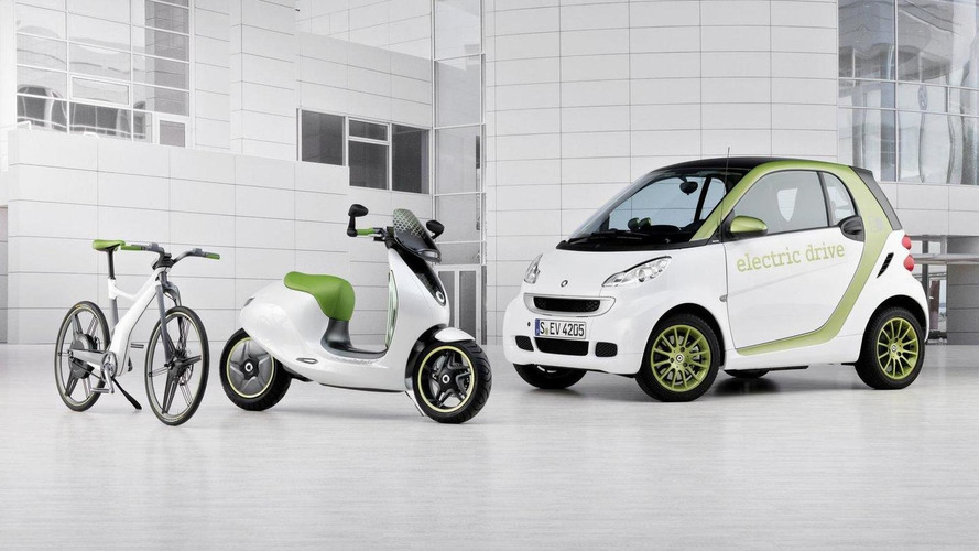 Smart ebike rolls out in Paris [video]