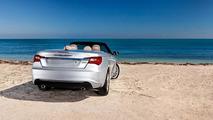 Chrysler 200 Convertible leaked