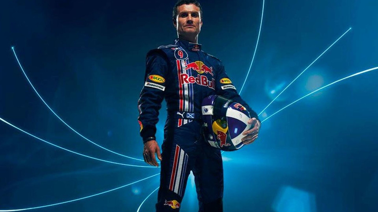 David Coulthard team Red Bull