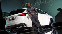 Lexus NX by will.i.am