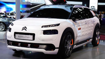 Citroen C4 Cactus AIRFLOW 2L concept live in Paris