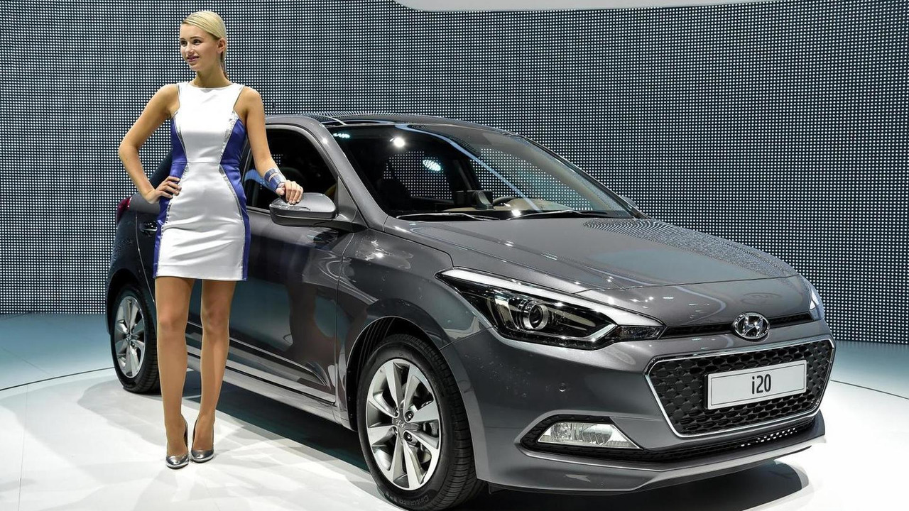 2015 Hyundai i20 live in Paris