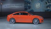 Audi TT Sportback concept breaks cover in Paris