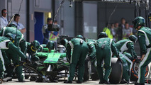 Caterham vows to sue sacked F1 staff