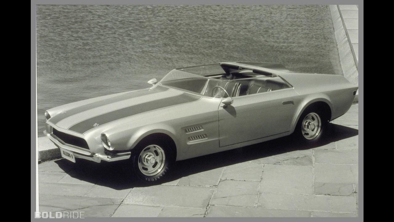 Ford Allegro II Concept