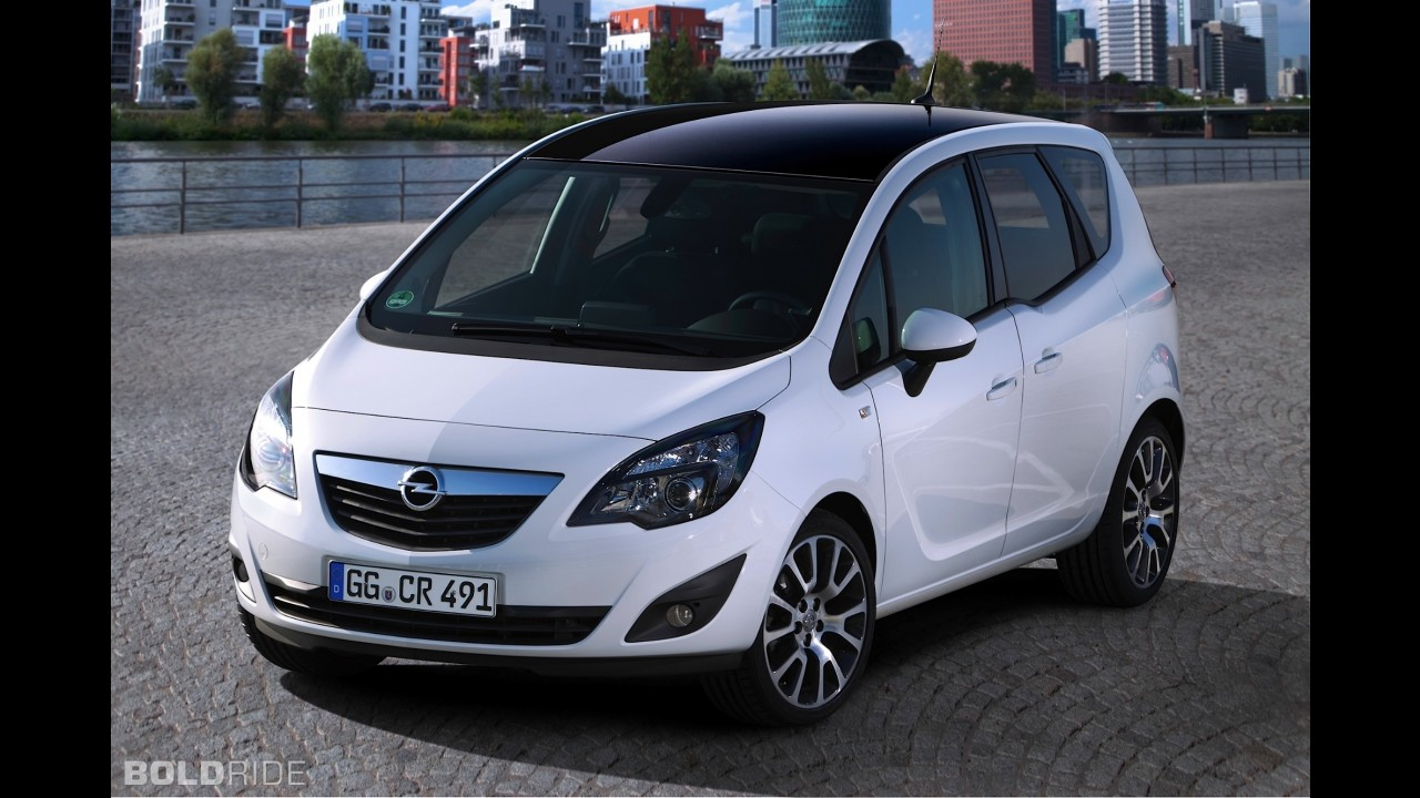 Opel Meriva Design Edition